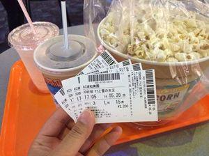 映画館 アナと雪の女王