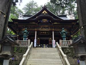 お犬様 三峰神社