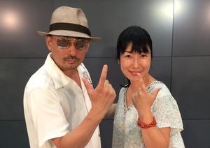 クレイジーケンバンド 横山剣 ツーショット