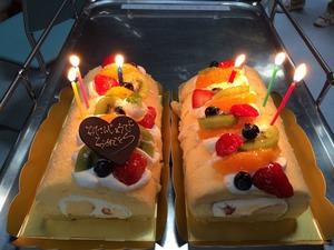 誕生日ケーキ 愛犬用