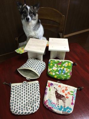 犬 しつけポーチ 犬の道具