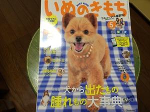 いぬのきもち モデル犬 戸田
