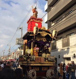 川越祭り 犬連れ イベント
