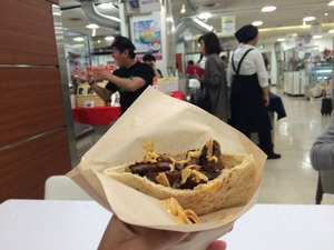 大木屋 ステーキサンド 上野