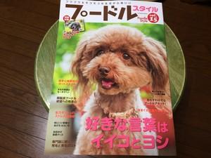プードルスタイル 犬雑誌