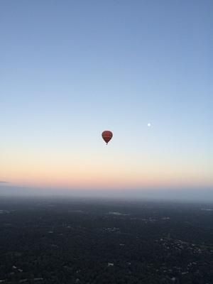 気球 オーストラリア