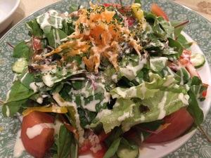 サラダから食べる 食べ方ダイエット