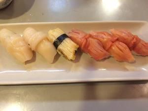 寿司屋 お祝い