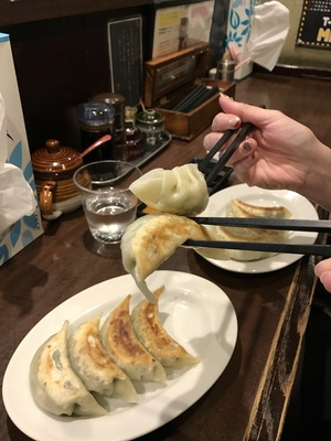 餃子 無尽蔵 飯能