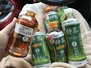 からだすこやか茶W 横山剣