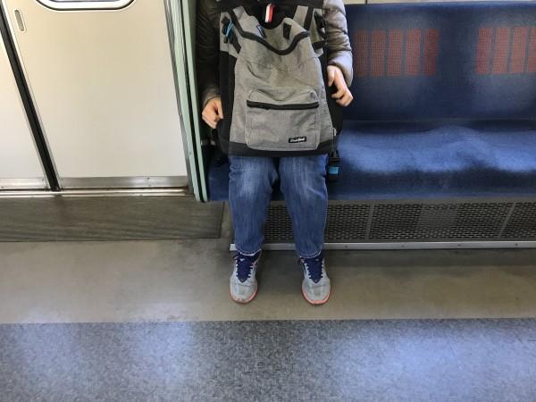 ワンちゃんと電車でGO!